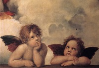 Cherubs reduced pixels